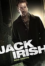 Jack Irish: Bad Debts Poster