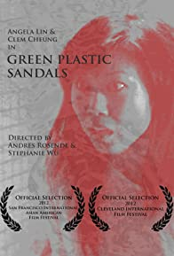 Primary photo for Green Plastic Sandals