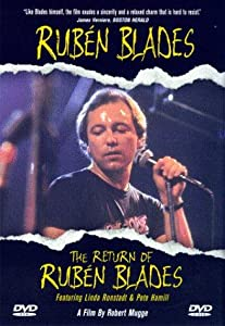Site for movie downloads for free The Return of Ruben Blades [Mpeg]