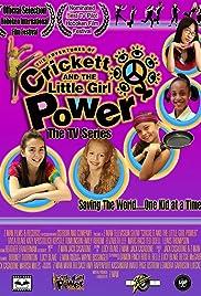 Crickett and the Little Girl Power Poster