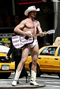Primary photo for The Naked Cowboy