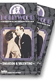 Swanson and Valentino Poster