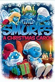 The Smurfs: A Christmas Carol Poster