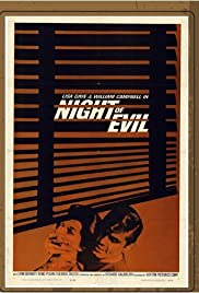Night of Evil Poster