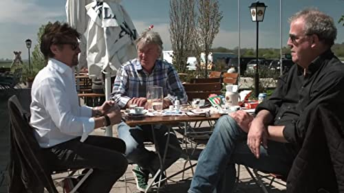 On the Road with Clarkson, Hammond, and May