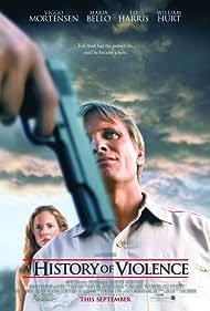 Viggo Mortensen and Maria Bello in A History of Violence (2005)