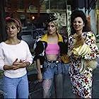 Fran Drescher, Lori Petty, and Pamela Reed in Cadillac Man (1990)