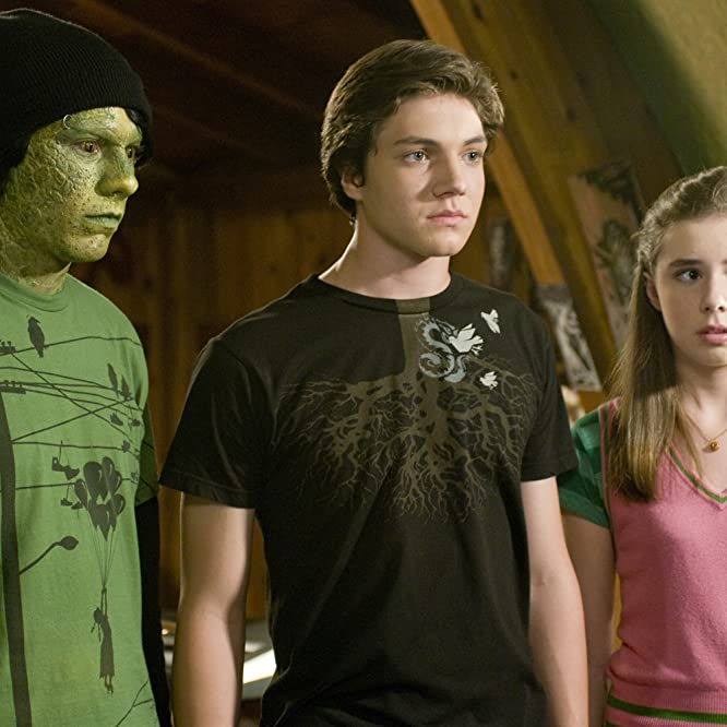 Patrick Fugit, Chris Massoglia, and Jessica Carlson in Cirque du Freak: The Vampire's Assistant (2009)