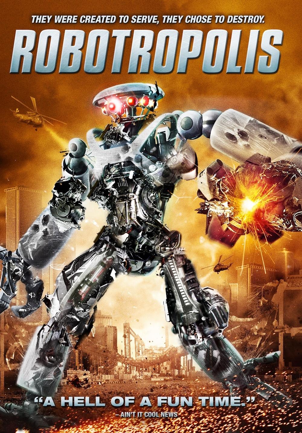 Robotropolis streaming vf