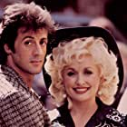 Sylvester Stallone and Dolly Parton in Rhinestone (1984)