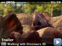Voices Of Walking With Dinosaurs
