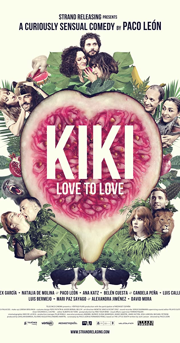 Kiki el amor se hace soundtrack [PUNIQRANDLINE-(au-dating-names.txt) 30
