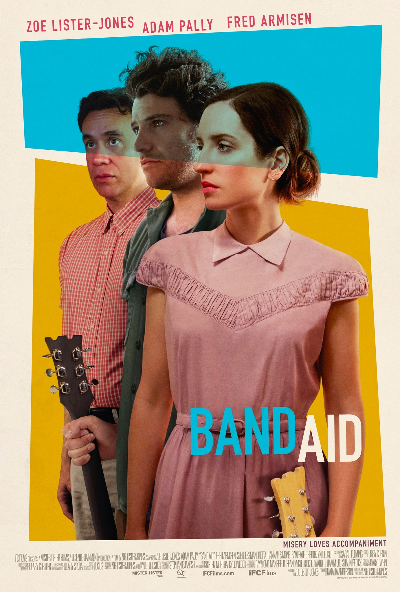 Band Aid (2017) - IMDb