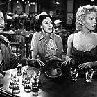 "M. Monroe, Eileen Heckart & Arthur O' Connell in ""Bus Stop"" 1956 20th"