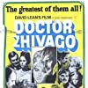 Geraldine Chaplin, Julie Christie, Omar Sharif, and Rod Steiger in Doctor Zhivago (1965)