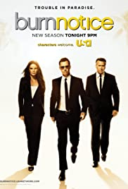 Burn Notice Poster - TV Show Forum, Cast, Reviews