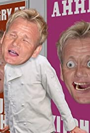 Kitchen Nightmares Before Christmas/How I Met Your Mummy Poster