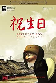 Birthday Boy Poster