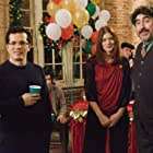 John Leguizamo, Alfred Molina, and Debra Messing in Nothing Like the Holidays (2008)