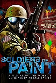 Soldiers of Paint Poster