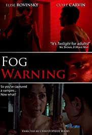 Fog Warning Poster