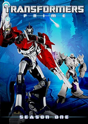 Transformers Prime poster