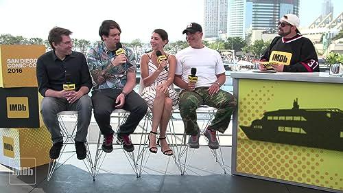 IMDb Live Show, Part 4: 'Call of Duty: Infinite Warfare'