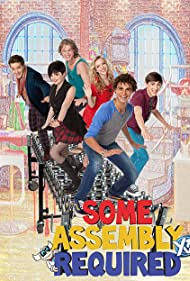 Some Assembly Required (2014) Poster - TV Show Forum, Cast, Reviews