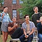 Clayne Crawford, Paz de la Huerta, Lauren German, Jonathan Parks Jordan, Al Thompson, and Shane West in A Walk to Remember (2002)
