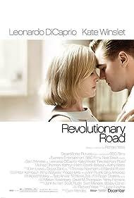 Leonardo DiCaprio and Kate Winslet in Revolutionary Road (2008)