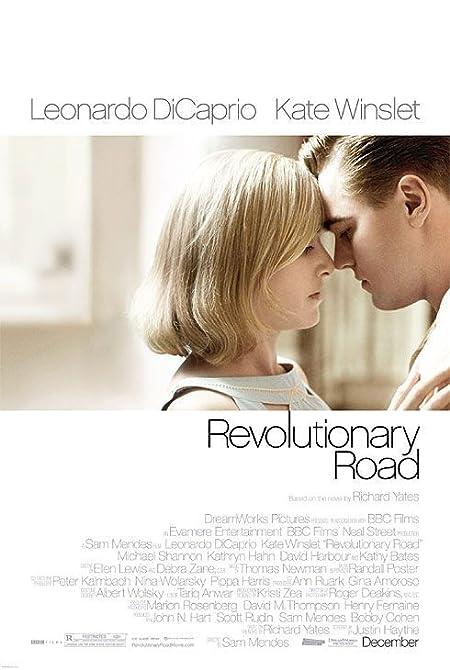 Revolutionary Road (2008) Dual Audio [Hindi+English] Blu-Ray – 480P | 720P – x264 – 450MB | 1GB – Download