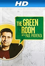 The Green Room with Paul Provenza Poster - TV Show Forum, Cast, Reviews