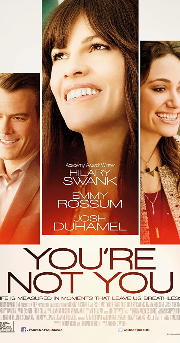 Subtitle of You're Not You
