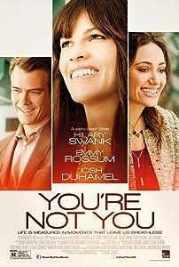 Divx movie sites free downloads You're Not You USA [Quad]
