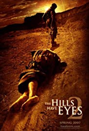 The Hills Have Eyes 2 (2007) Poster - Movie Forum, Cast, Reviews