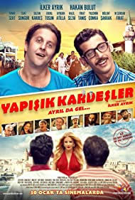 Yapisik Kardesler (2015) Poster - Movie Forum, Cast, Reviews