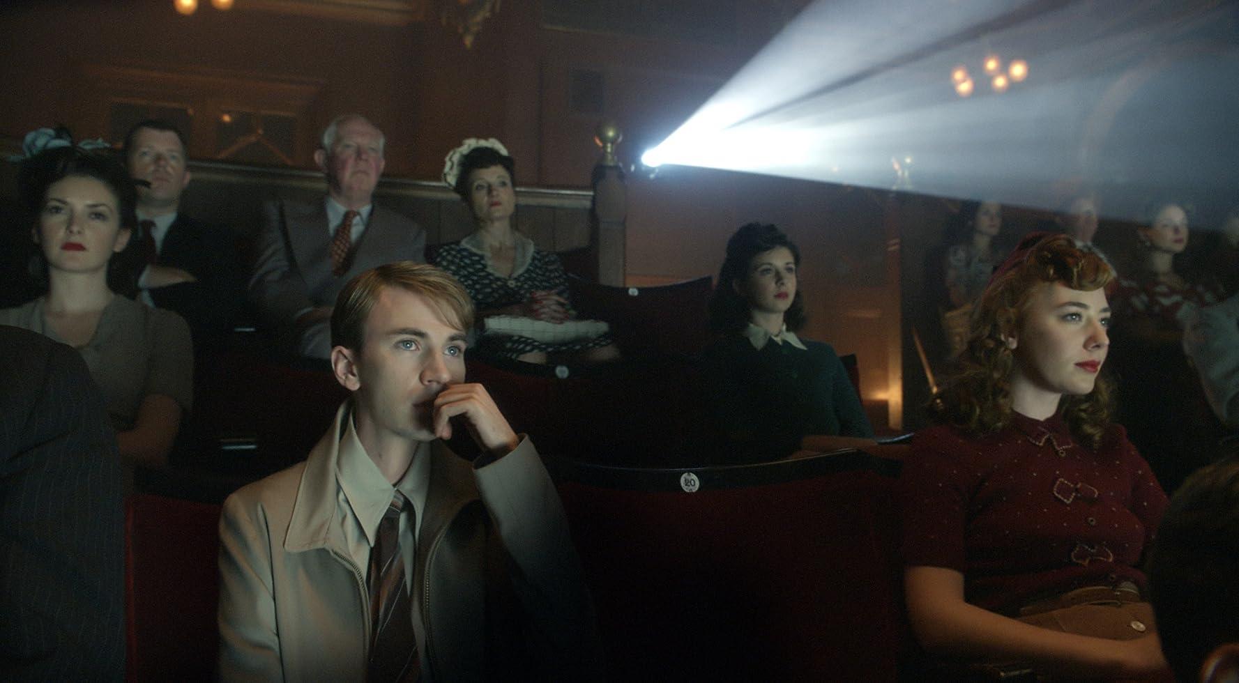 Kaptan Amerika: ilk Yenilmez | TR Dublaj 1080p Ekran Görüntüsü 2