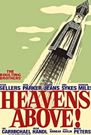 Heavens Above!(1963) Poster - Movie Forum, Cast, Reviews
