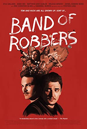 Where to stream Band of Robbers