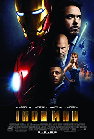 Demir Adam 1 – Iron Man 1 izle