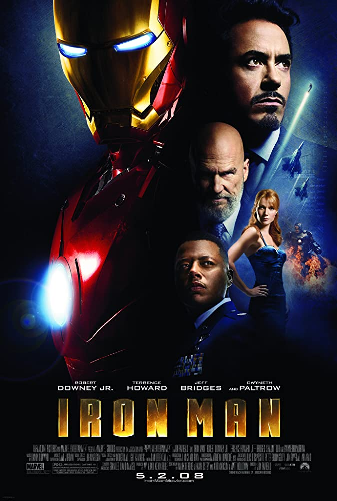 Homem de Ferro (2008) Dual Áudio | Dublado DVD-R Oficial Uptobox Download