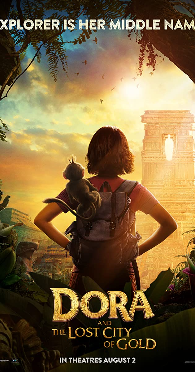 Watch Full HD Movie Dora and the Lost City of Gold (2019)