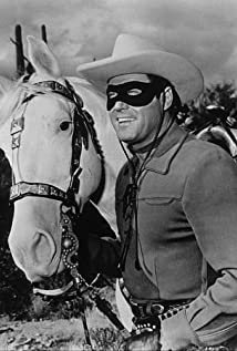 Clayton Moore Picture