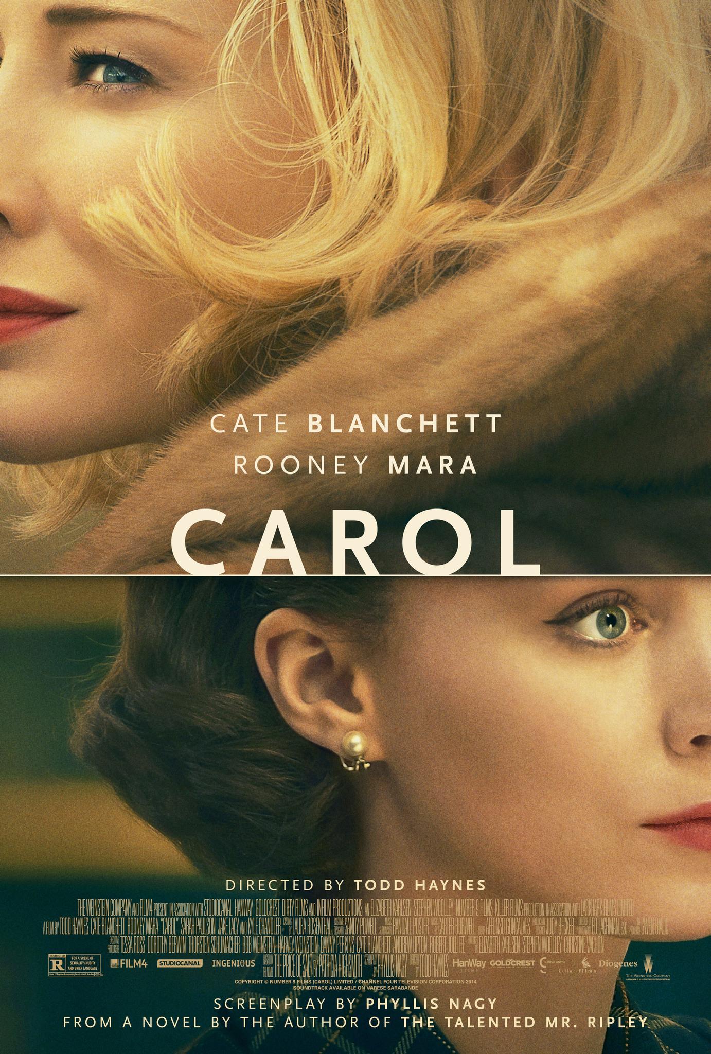 Carol (2015) BluRay 480p, 720p & 1080p