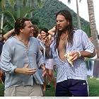 Bill Paxton and Kevin Heffernan in Club Dread (2004)