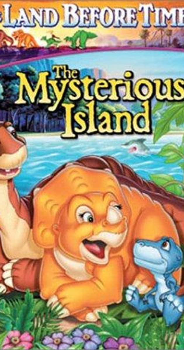 Subtitle of The Land Before Time V: The Mysterious Island