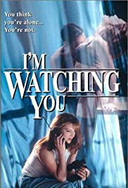 I'm Watching You Poster