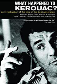 What Happened to Kerouac? (1986) Poster - Movie Forum, Cast, Reviews