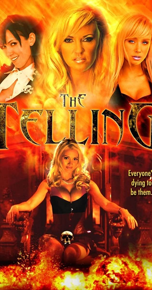 The Telling Video 2009 Imdb