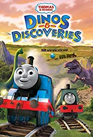 Thomas & Friends: Dinos and Discoveries Poster